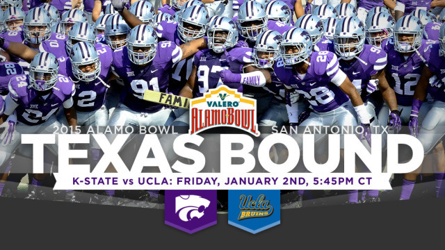 Five Reasons to Watch the Alamo Bowl