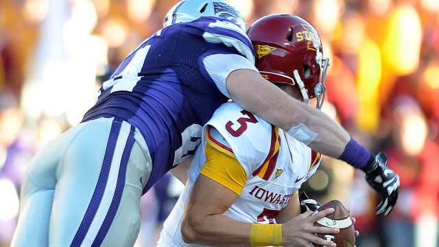 Five Reasons to Watch the Iowa State Game