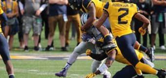 Mountaineers beat Cats 35-6